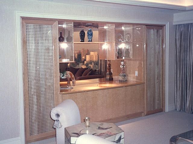 Custom furniture, built-in, cabinet, hand crafted, cabinet-maker, artisan, Toronto, unique, design, original