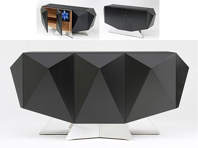 Custom furniture, buffet, credenza, cabinet, hand crafted, cabinet-maker, artisan, Toronto