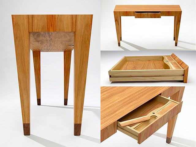 Custom furniture, table, desk, cabinet, hand crafted, cabinet-maker, artisan, Toronto