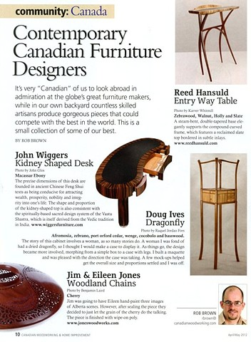 Woodworking Magazine Canada - Woodworking Projects & Ideas
