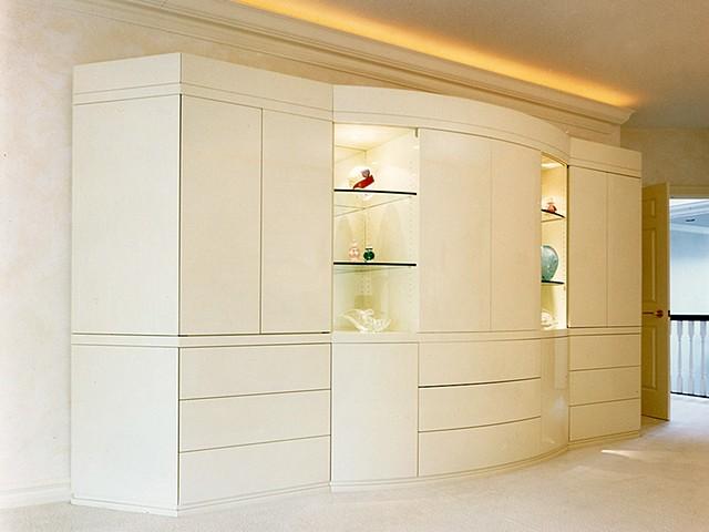 Wiggers Custom Furniture Ltd. - Master Bedroom Wall Unit
