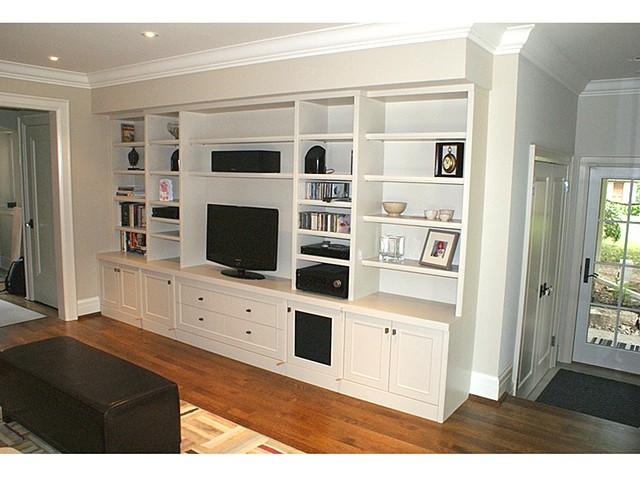 Custom Furniture, Wall Unit, Built In, Media, Cabinet, Hand Crafted