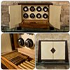 """Josephus""  watch winder / humidor combination"