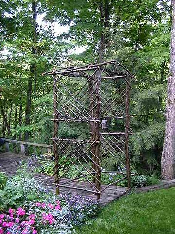 Garden Entrance Arbor