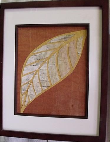 Mosaic Wild Leaf 2/4
