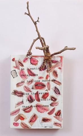 "BOXES ""Lips & Brooklyn Twig"""