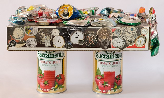 """CANNY  """"Cans & Watches"""""""