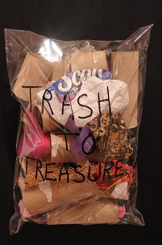 """Trash to Treasure""  Detail"