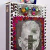 "BOXES ""Beckett With Earrings"" Oblique View"
