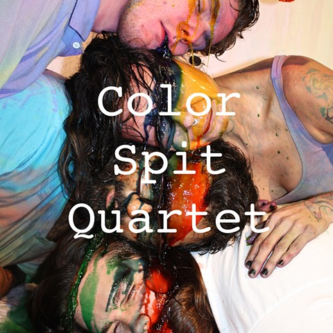 Color Spit Quartet