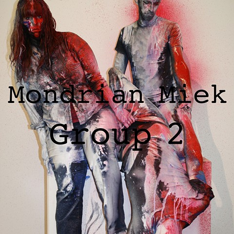 Mondrian Miek: Group 2
