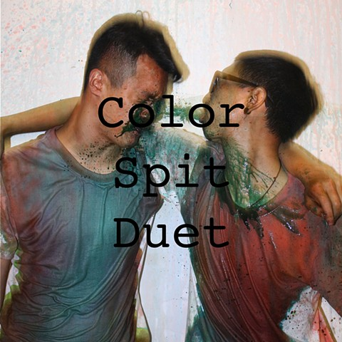 Color Spit Duet