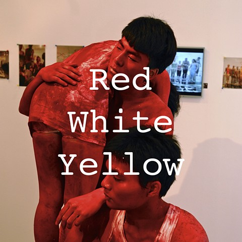 Red, White, Yellow