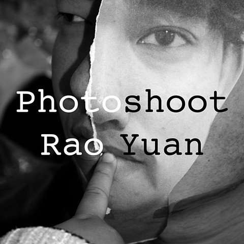 Photoshoot with Rao Yuan