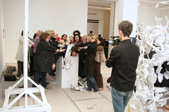 Areas for Action - Day 8: Choreography  Meulensteen Gallery, New York, NY