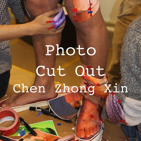 Photo Cut Out (Chen Zhong Xin)