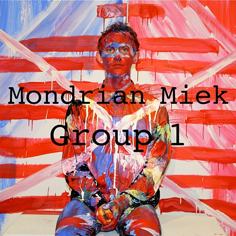 Mondrian Miek: Group 1