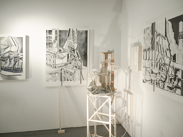 Under Construction - Installation View