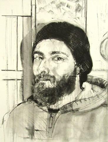 Portrait of Derek Hart