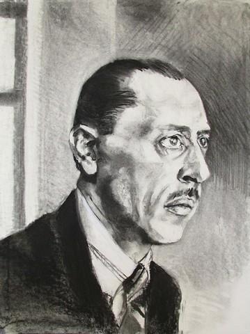 Found Photographs: Igor Stravinsky