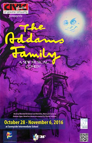The Addams Family (poster)