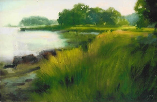 Grasses by the Shore