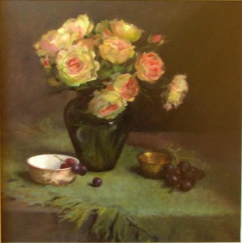 Tea Roses