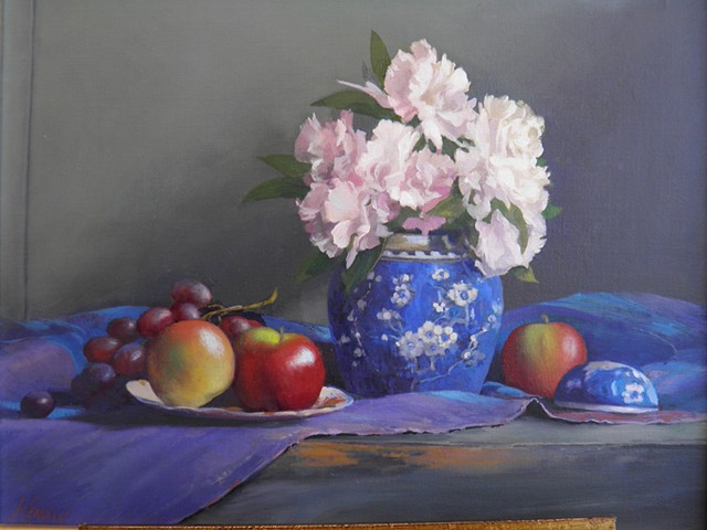 Apples and Carnations