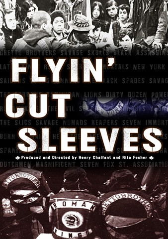 DVD cover for Flyin' Cut Sleeves, 1993