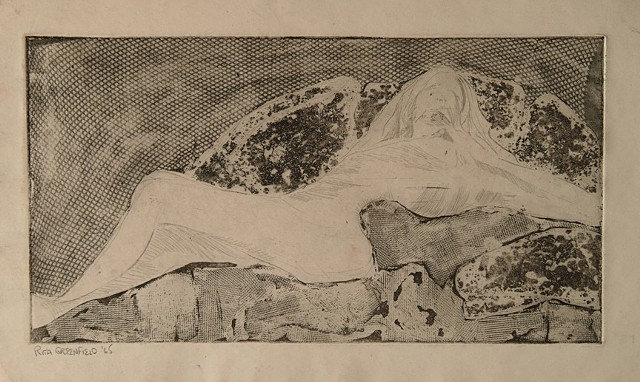 Reclining Nude, 1965
