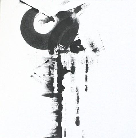 Jondo Portrait V sold