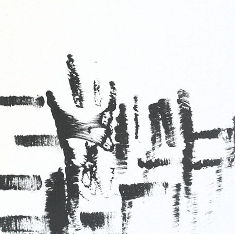 Jondo Portrait III sold