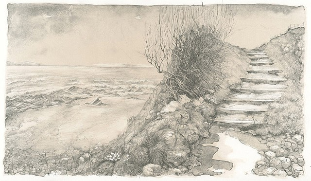 Coastal Path, Clarach