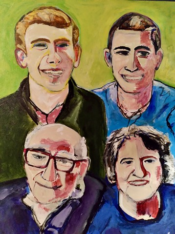 Family Commission-SOLD