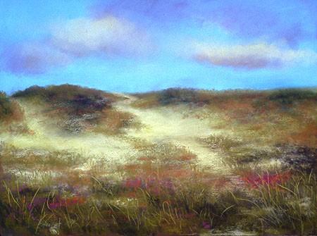"Dunes Pastel 21.5"" x 29"""