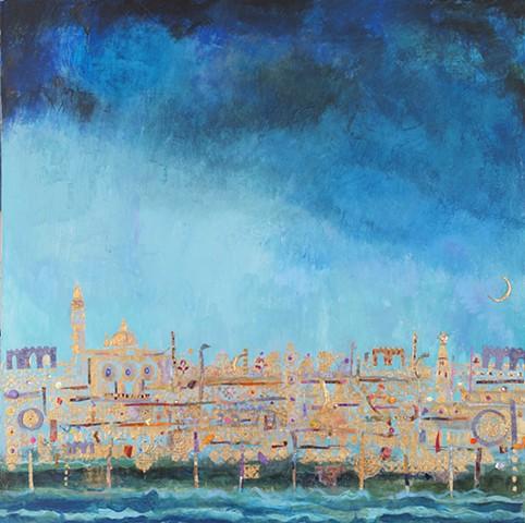 Venetian Blues
