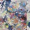 Confetti Monoprint with Oil Pastel 10'' x 8''