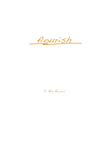 Flourish Magazine Front Cover
