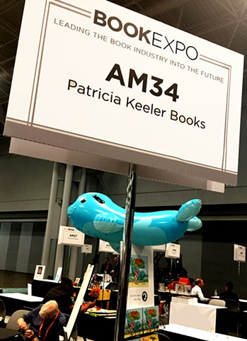 BOOK EXPO Patricia Keeler Books