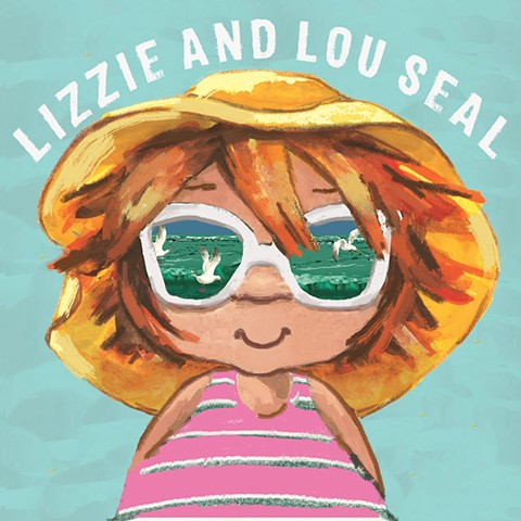 sunglasses, beach, ocean, Lizzie and Lou Seal