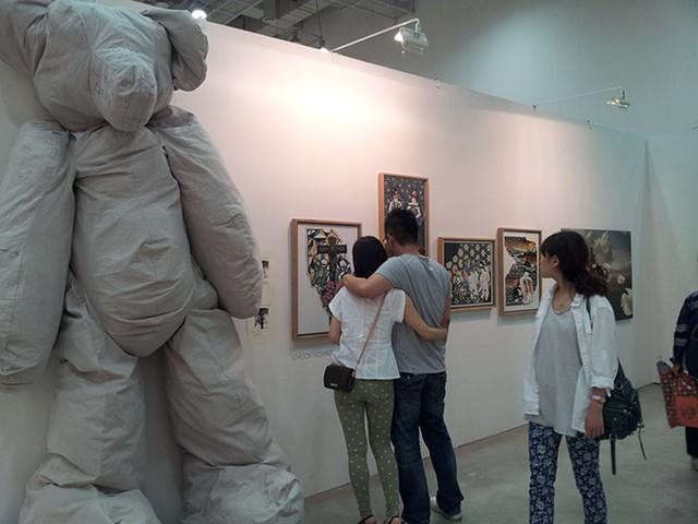 Artshow Busan 010