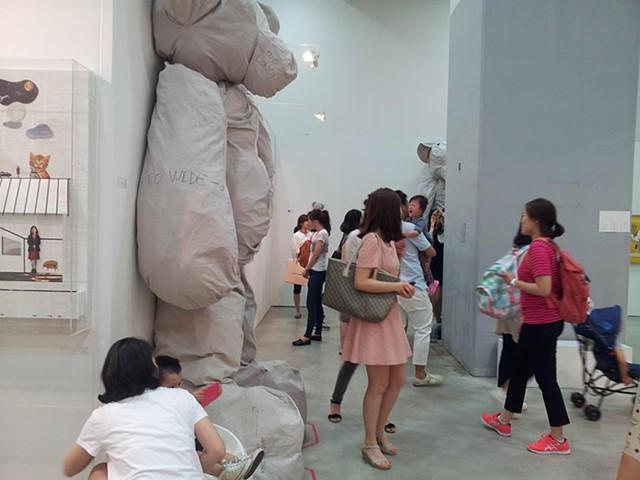 Artshow Busan 009