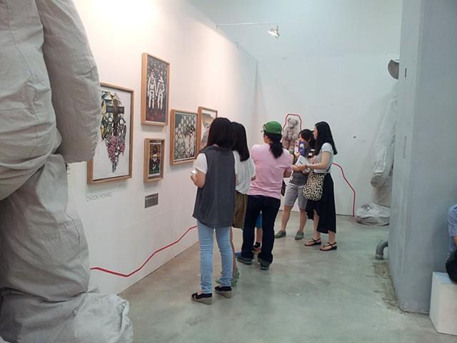 Artshow Busan 001