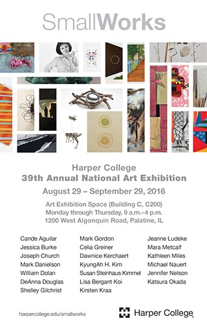 Harper College Small Works