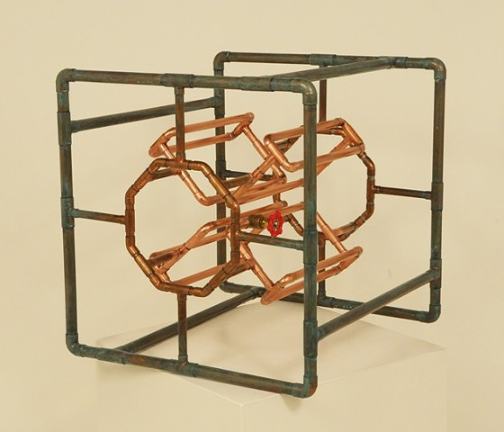 Building Blocks: Copper Cube