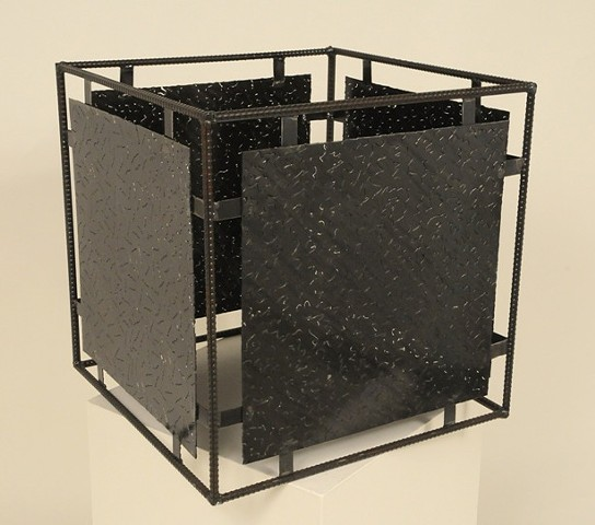 Building Blocks: Steel Cube 1