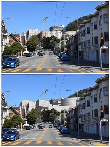 Visual Simulations for Prevision Design - San Francisco, CA.