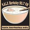 T-Shirt Design for KALX Radio Fall Fundraiser - Berkeley CA