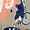 DFL 15th Anniversary poster for Artcrank SF - 4 color screen print.