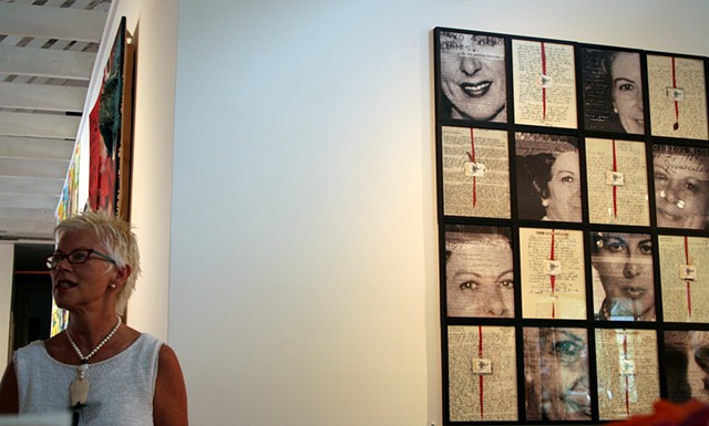 artist talk: Gloria Santoyo Runitz